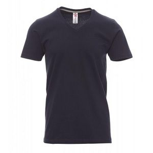 V-Neck Payper T-shirt scollo a V manica corta Regular fit 100% cotone 150gr Thumbnail